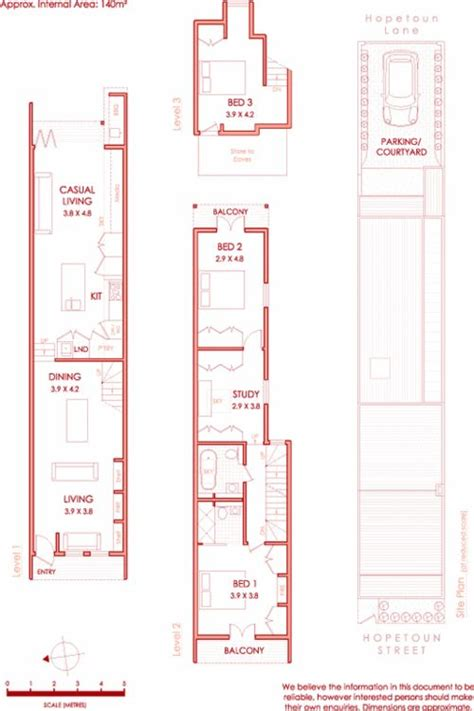 sydney terrace house floor plan 11 best terrace house floor plans images on pinterest