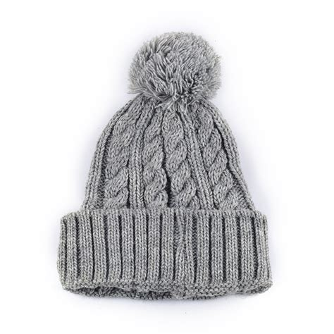 knit needles beanie hat knitting pattern circular needles