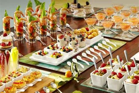 Buffet Table Ideas Decorating Styling Tips By A Pro Buffet Food Ideas For Adults