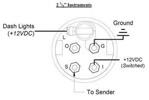 water temp gauge wiring diagram get free image about
