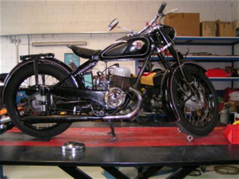 Maico Motorrad Elektro by Oldtimer Elektrik