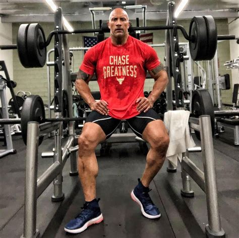 dwayne johnson the rock address dwayne quot the rock quot johnson training 2018 physical therapy