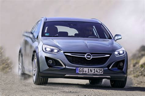 Opel Motors by General Motors Tests Its New Opel Astra