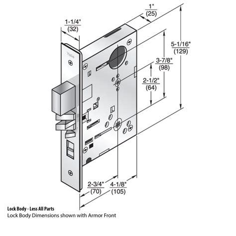 bathroom mortice lock sizes yale lbdy8864fl mortise lock body bathroom w indicator epivots com