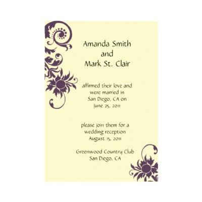 wedding reception invite sles wedding reception invitations indian wedding hair styles