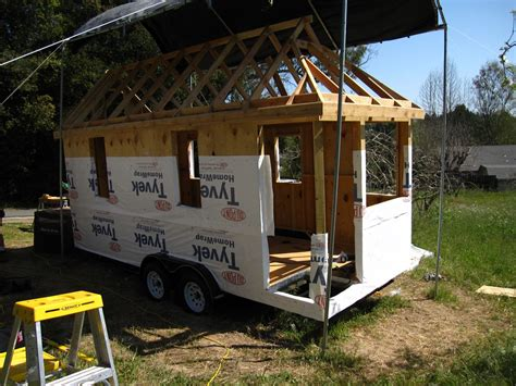 fencl tiny house fencl update 2