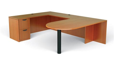 Shaped Desks Offices To Go Superior Laminate U Shaped Desk And Peninsula