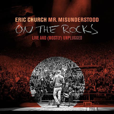Eric Church to Release Live EP From Red Rocks Shows