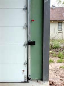 cowart door garage door high lift dead bolt lock