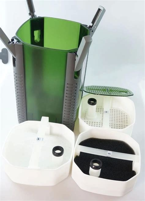 Canister Filter Atman atman at3336 external canister filter 20w 800 l h
