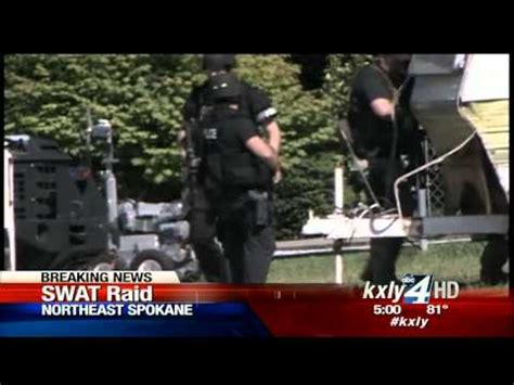 Federal Search Atf Execute Federal Search Warrant In East Spokane
