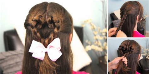 tutorial rambut panjang praktis romantis just for you girls