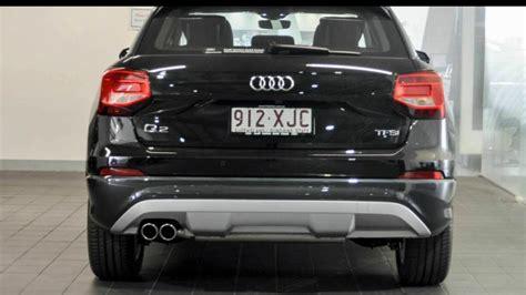 audi wagon black 2016 audi q2 mythos black automatic wagon