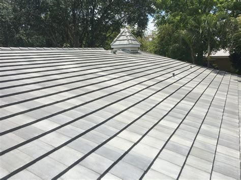 Flat Tile Roof Flat Tile Roof Replacement In South Miami Miami General Contractor