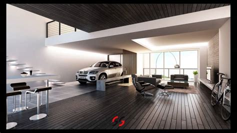 garage living garage living room youtube