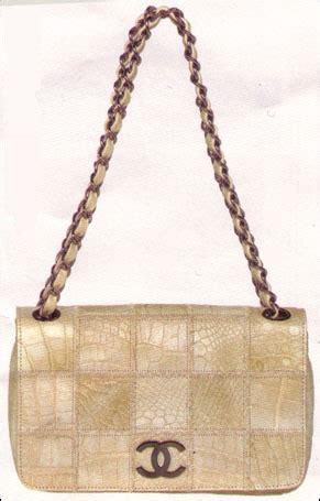 Chanel Forever Alligator by Bloggang Ipoy Chanel Bag