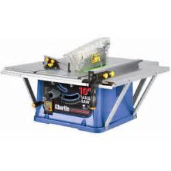 Table For Circular Saw Clarke Cts10d Wood Extending Table Circular Saw 10 Quot 254mm