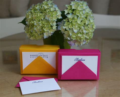 Letterpress Gift Cards - letterpress gift enclosures