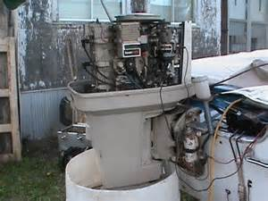 Chrysler 20 Hp Outboard Motor 75 Hp Chrysler Outboard Lift Cyl Removal