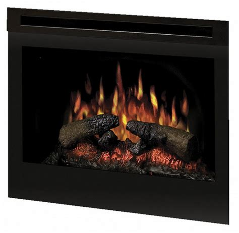 Dimplex 26 Electric Fireplace Insert by 26 Quot Dimplex Self Trimming Electric Fireplace Insert