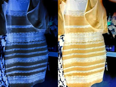 Dress Black Blue the black and blue white and gold dress finally explained