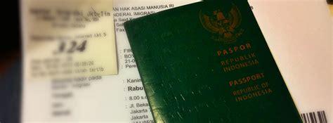 cara membuat paspor walk in cara membuat passport indonesia umroh backpacker