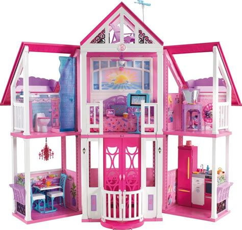 dream barbie doll house barbie malibu dreamhouse the perfect barbie dollhouse
