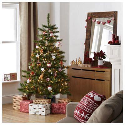 morrisons 6ft christmas tree buy spruce 6ft tree tesco from our trees range tesco
