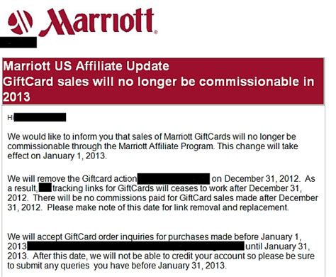 Marriott Hotel Gift Cards - cashback on marriott gift card purchases ending on december 31 loyaltylobby