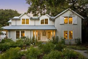Dormer Windows Inspiration Magnificent Downspout Trend San Francisco Farmhouse Exterior Inspiration With Agrarian Batten