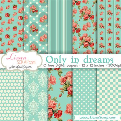 pattern paper on pinterest digital papers digital florals archives lianascrap
