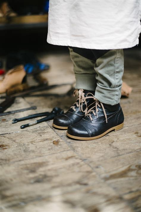 Handmade Childrens Shoes - chapter 2 handmade footwear for fall 2014