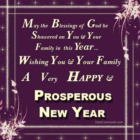 wishing you a very happy and prosperous new year
