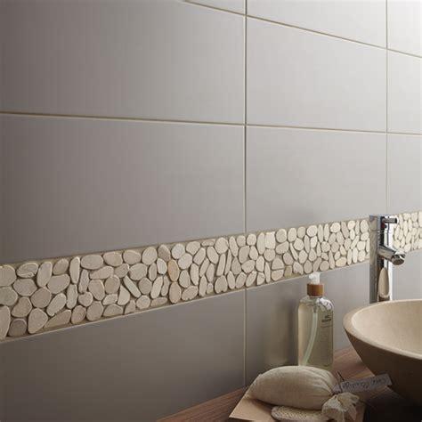 Carrelage Sale De Bain by Carrelage Salle De Bain Mural Loft En Fa 239 Ence Gris Gris N