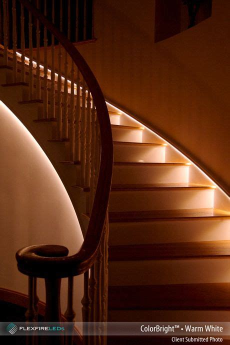 Led Light Strips For Stairs 10 Ideas About Lighting On Light Led