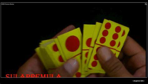 Kartu Domino Bergambar macam status angkola domino history tricks and animations