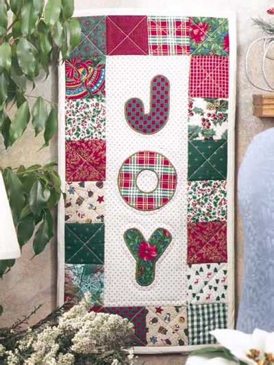 patterns christmas banners christmas quilts joy banner