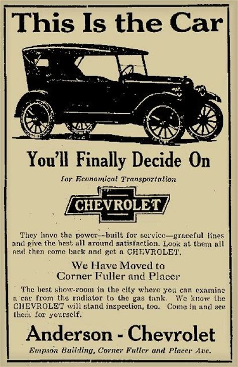 newspaper car ads old chevrolet newspaper advertisement old papers