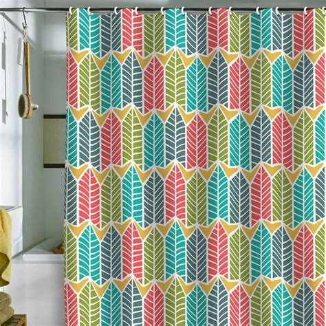 shower curtain design with in mind