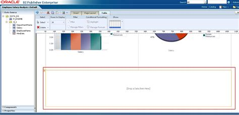 layout editor career obiee training bi publisher 11g part3 creating a report