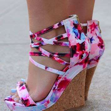 High Heels Wadges Lld 354 paradise wedge from uoi boutique things i want as gifts