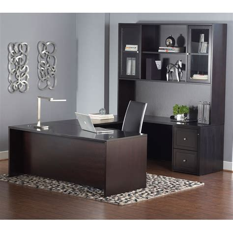 Collectic Home Series 2000 Modern 71 Quot Espresso Desk Collectic Home