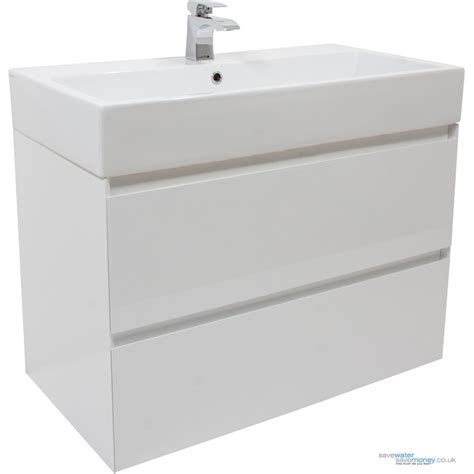 Wall Hung Drawers by Matteo 900 Wall Hung 2 Drawer Basin Unit From Saneux