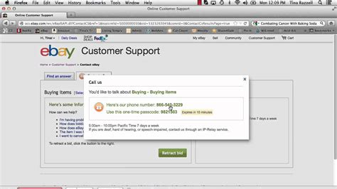 email customer service xl how to contact customer service at ebay youtube