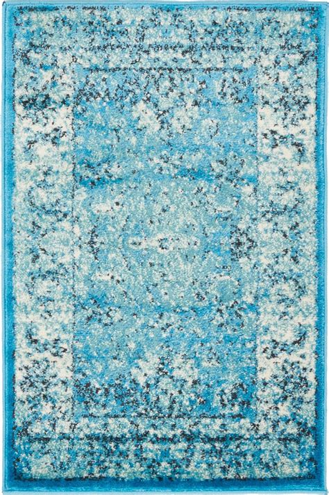 faded rug transitional blue faded large rug modern small traditional carpet vintage soft