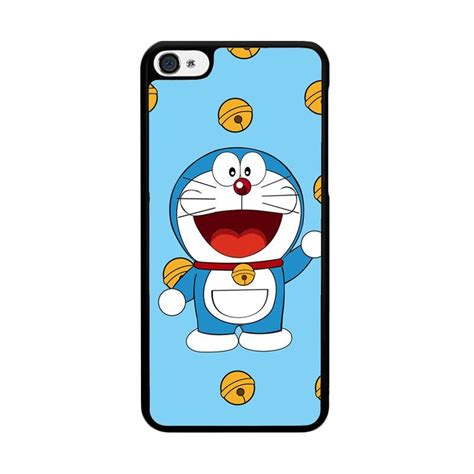 Smiling Doraemon Iphone And All Hp jual acc hp doraemon o0328 custom casing for iphone 5 harga kualitas terjamin
