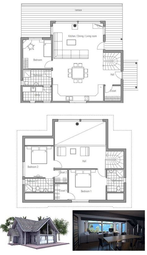 open floor plans with vaulted ceilings 722 best images about small house plans on pinterest
