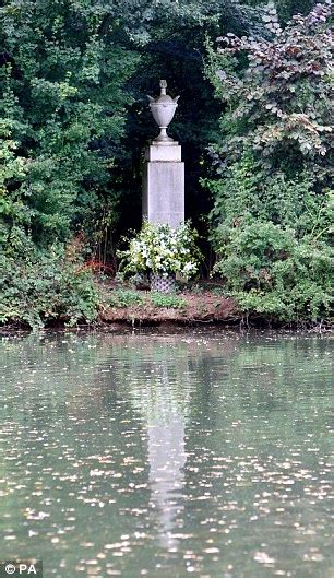 princess diana s grave princess diana s resting place to get multi million pound