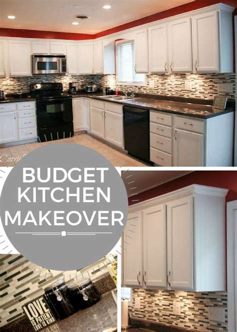 design notes kitchen makeover on a budget counters and tile budget kitchen makeover hometalk