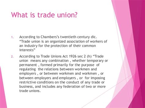 Trade Union Notes Mba by Tradeunionmovement 120627023225 Phpapp02